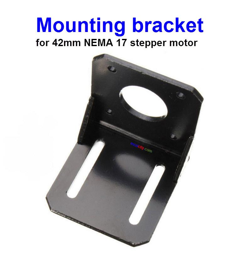 เหล็กฉากสำหรับยึด Stepping Motor Bracket