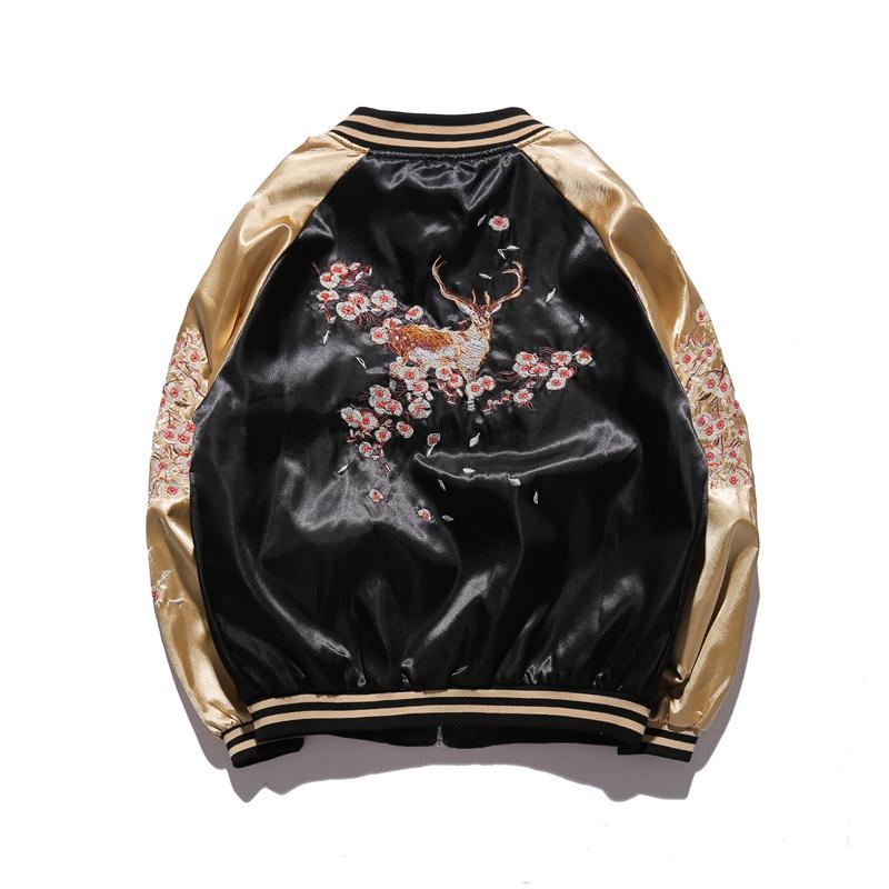 *Pre Order*jacket แบรนด์ญี่ปุ่น Yokosuka MA1 สวมใส่สองด้าน size M-2XL