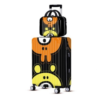 *Pre Order*กระเป๋าเดินทางแบบล้อ/ Trouser Trolley Box Board Box 20,24,28 inch+12 inch