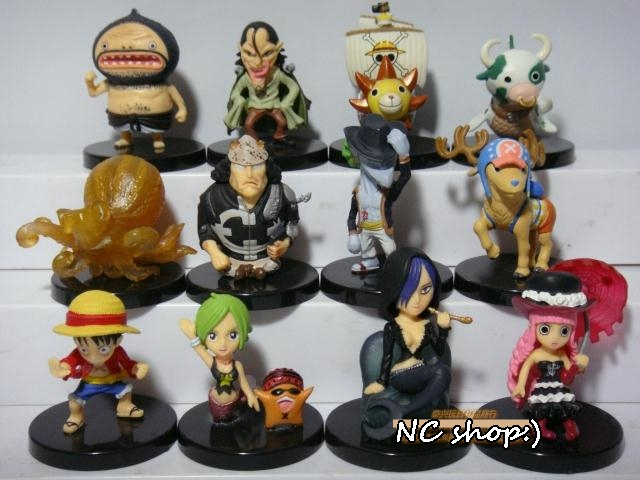 One Piece ชุด 12 ตัว