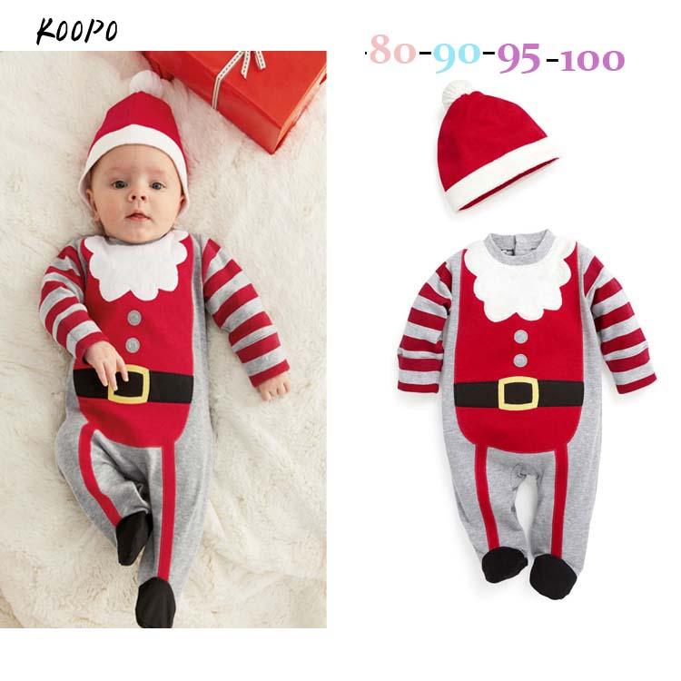 ชุดหมีซานต้า พร้อมหมวก น่ารักสไตล์เกาหลี