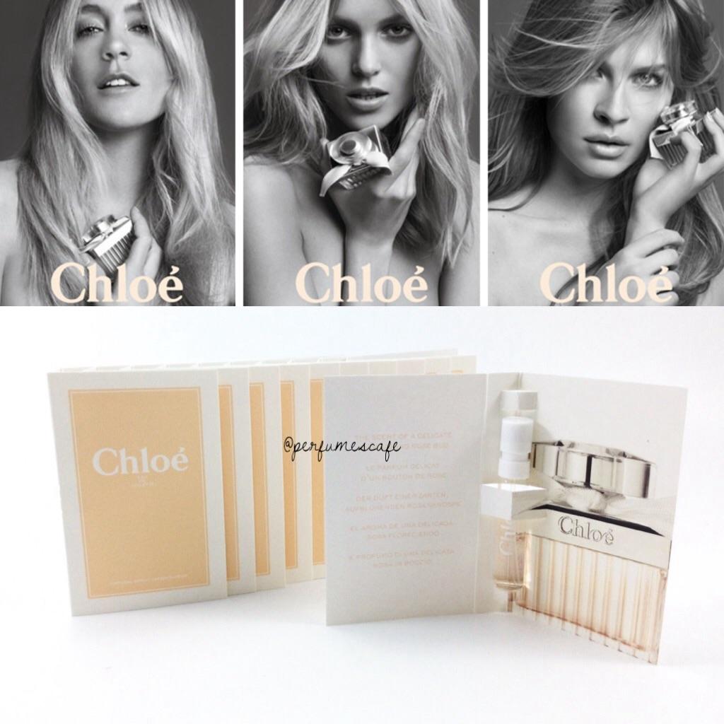 Chloe Eau de Toilette Chloe for women ขนาดทดลอง 1.5ml