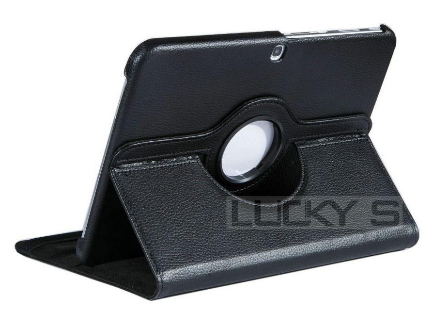 หมดค่ะ เคส Tab 3 10.1 สีพื้น หมุน 360 องศา สีดำ (ส่งฟรี EMS)