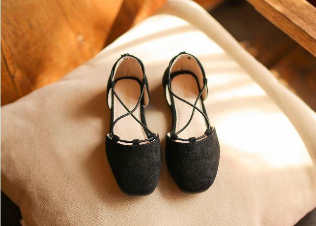 รองเท้าแฟชั่นเด็กผู้หญิง