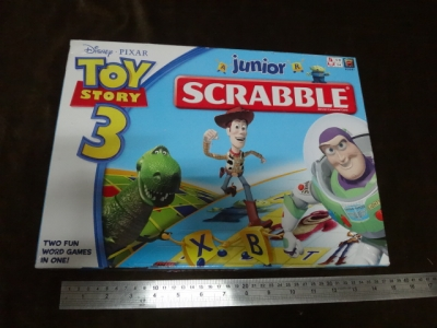junior scrabble toy story3