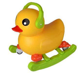 Little Duck Rocking Duck รถเป็ด ขี่เป็ด ล้อเลื่อน มีขาโยก น่ารักมาก สำหรับน้อง 18 เดือน-5 ขวบ