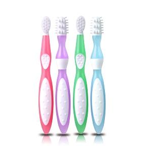 Kidsme First Toothbrush Set ชุดแปรงสีฟันสำหรับเด็ก