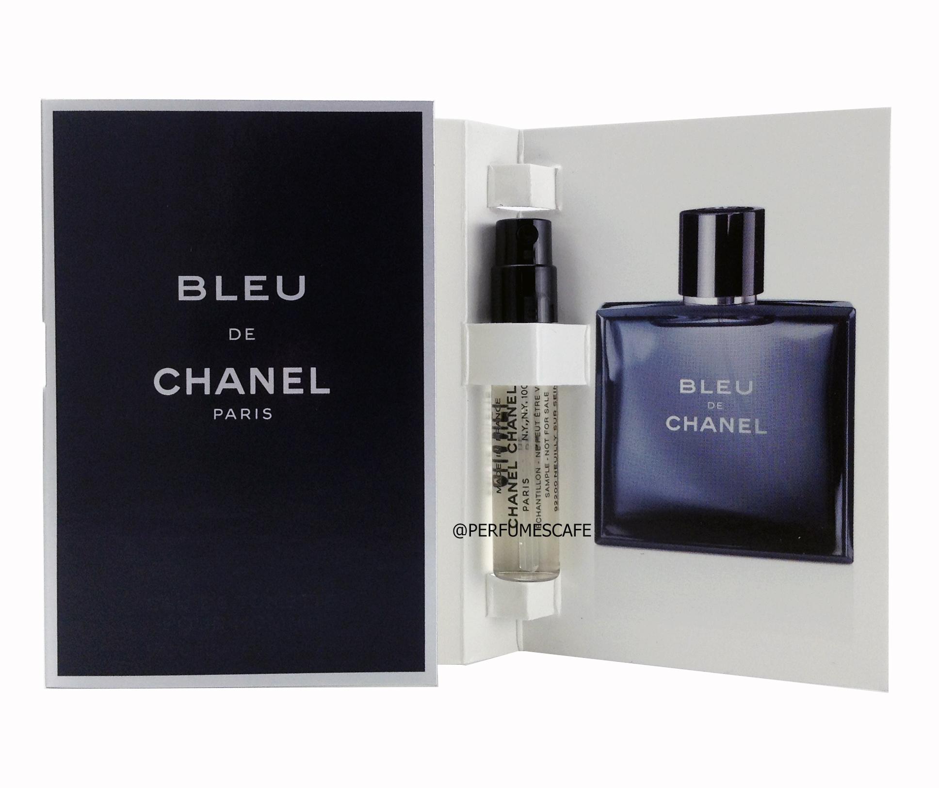 น้ำหอม Chanel Bleu De Chanel EDT ขนาดทดลอง 2ml.แบบสเปรย์