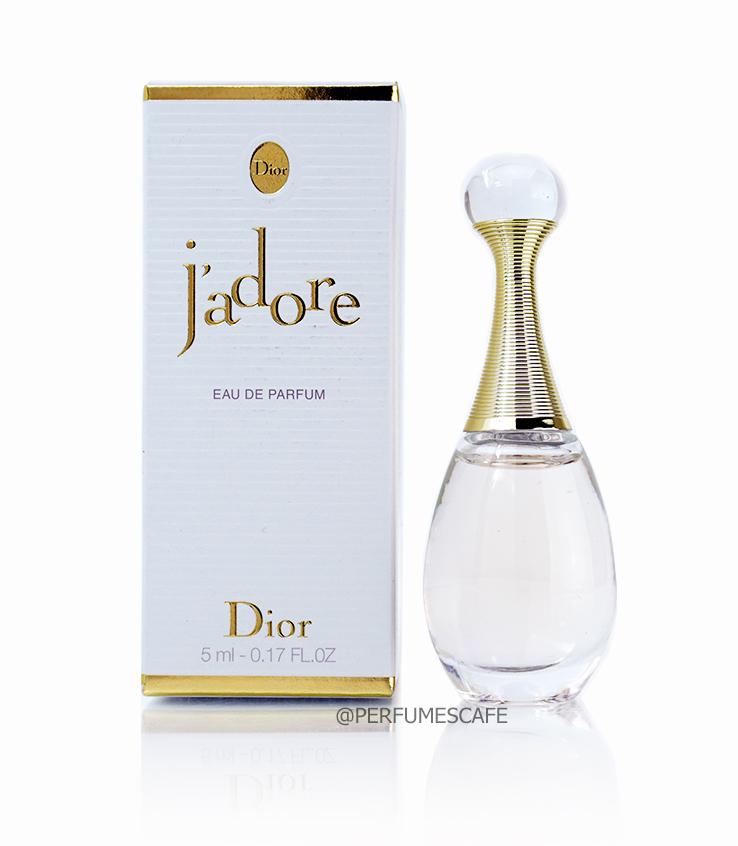 น้ำหอม Dior J'dore Eau de Parfum ขนาด 5ml. แบบแต้ม พร้อมกล่อง