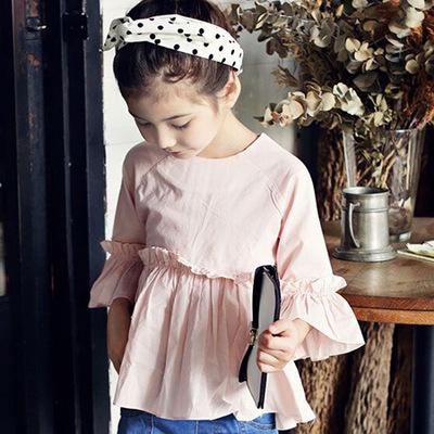 เสื้อเด็กผู้หญิง PinkIdeal