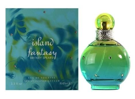 Britney Spears Island Fantasy EDP 100 ml.น้ำหอมแท้ 100 % พร้อมกล่องซีล