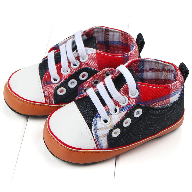 รองเท้าเด็ก Pre-walker Baby Shoes รองเท้าเด็ก รองเท้าเด็กวัยหัดเดิน