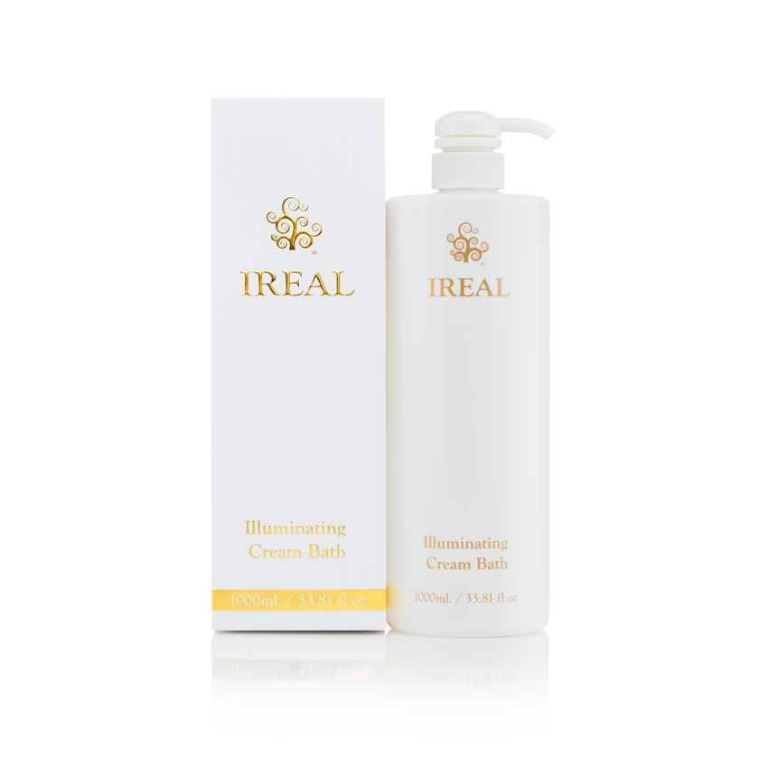 Ireal Plus Cream Bath 1000ml.
