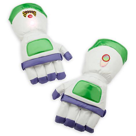 z Buzz Lightyear Light-Up Gloves