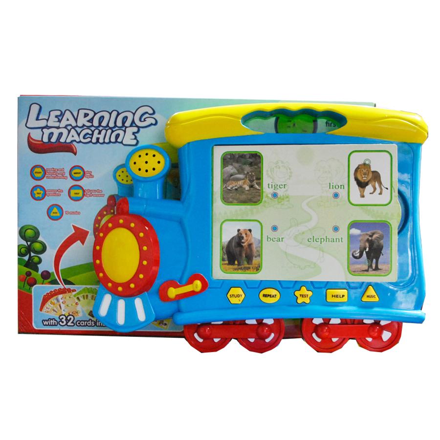 ของเล่นเสริมทักษะการเรียนรู้ภาษาอังกฤษ Learning Machine