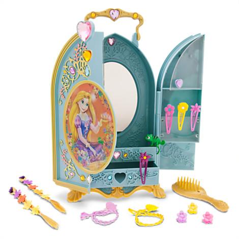 Z Rapunzel Hair Styling Case