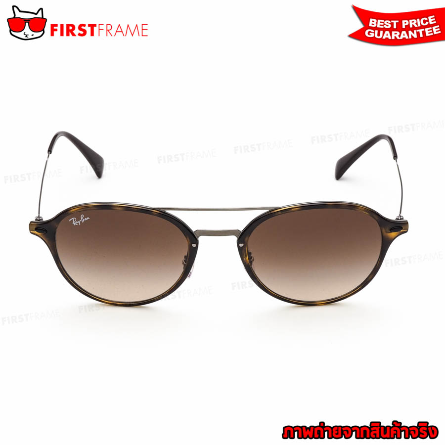 RayBan RB4287 710/13 TECH | LIGHT RAY 2