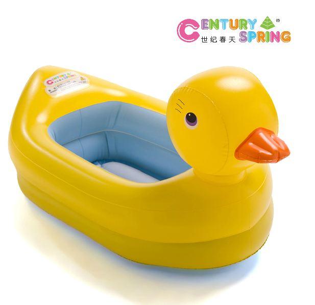 อ่างอาบน้ำเป็ด สำหรับเด็ก