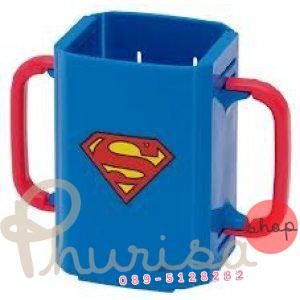 มาใหม่!! กล่องกันบีบ ลาย (Superman) Made in Japan