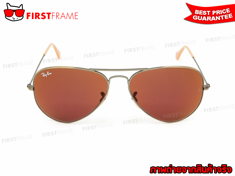 แว่นกันแดด RayBan RB3025 167/2K | AVIATOR LARGE METAL NEW COLOR2