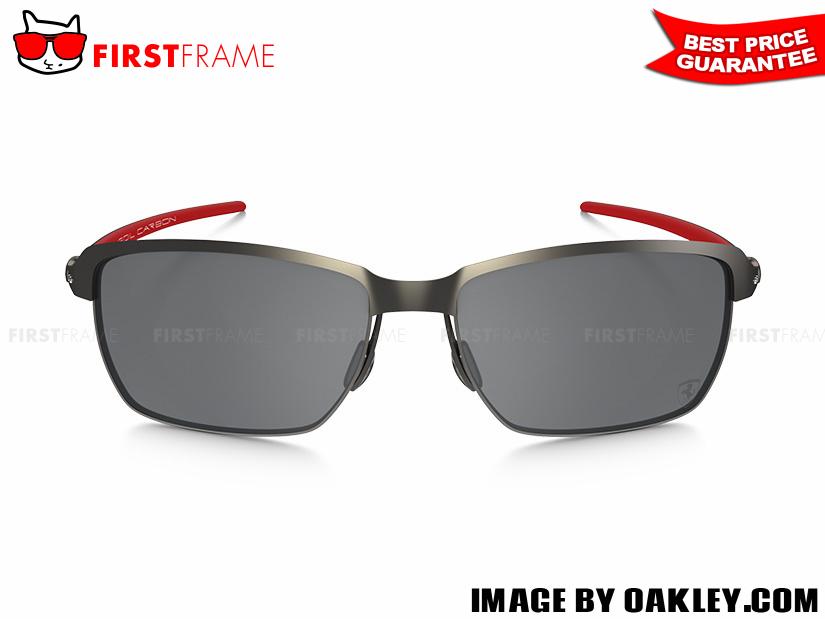 แว่นกันแดด OAKLEY OO6018-06 TINFOIL CARBON FERRARI COLLECTION 2