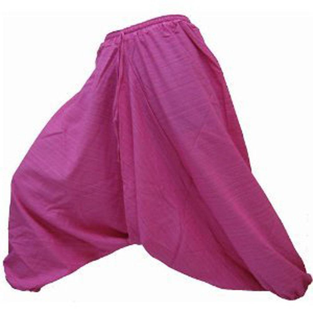 กางเกงมงค์มีลายในตัว ขอบเล็ก ซื้อง่าย ใส่สบาย ไม่ต้องไปถึง ดอย! >>>!!FREE SIZE!!<<<