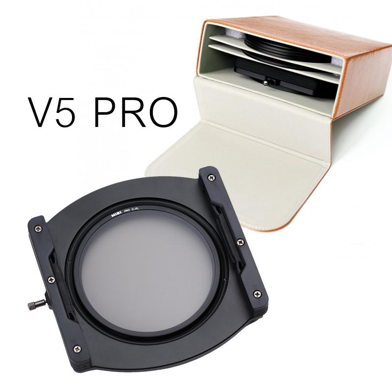 NiSi 100mm Filter Holder Kit V5 PRO