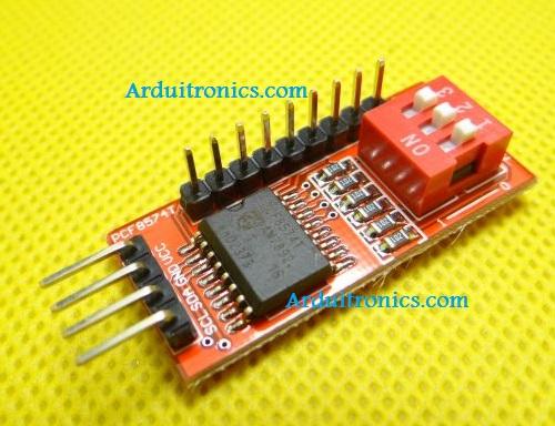 Arduino IO Expansion Module