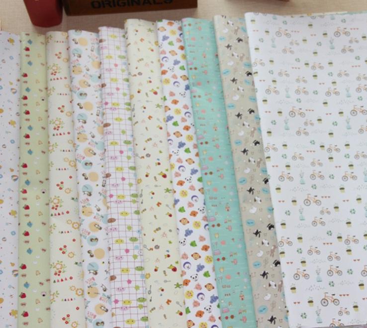 กระดาษห่อของขวัญนำเข้าเกาหลี (500 บาท/100แผ่น