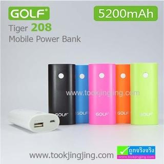 Golf Tiger 208