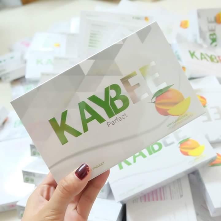 Kaybee Perfect อาหารเสริมลดน้ำหนัก หุ่นฟิต 30 เม็ด