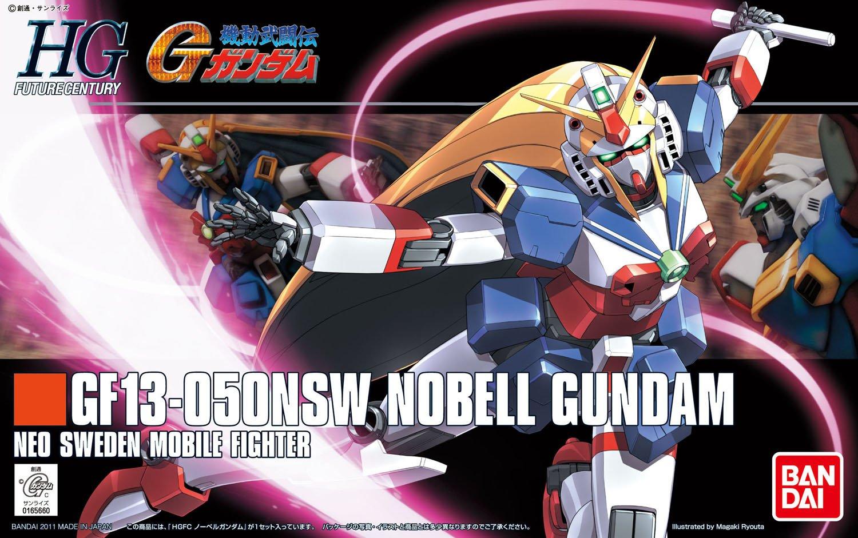 HG 1/144 NOBELL GUNDAM