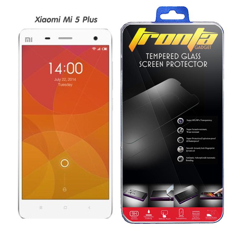 ฟิล์มกระจก Tronta Xiaomi Mi5 Plus