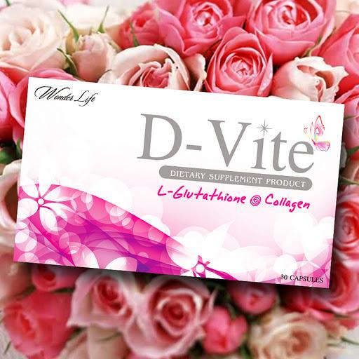 D-Vite ดีไวท์ ผิวขาวกระจ่างใส สาวเกาหลีต้องชิดซ้าย
