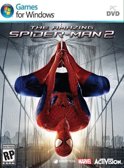 The Amazing Spider Man 2 ( 2 DVD )