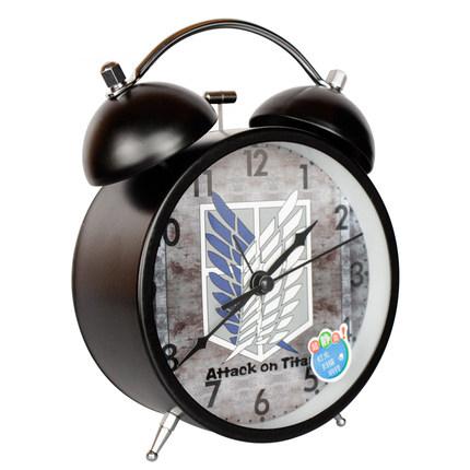 นาฬิกาปลุกอนิเมะ Attack On Titan / ผ่าพิภพไททัน
