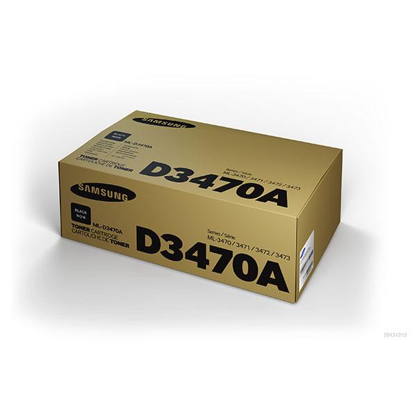 Samsung ML-D3470A ตลับหมึกโทนเนอร์ สีดำ ของแท้ Black Original Toner Cartridge (SU667A)