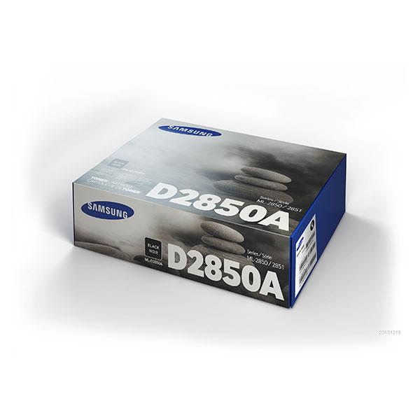 Samsung ML-D2850A ตลับหมึกโทนเนอร์ สีดำ ของแท้ Black Original Toner Cartridge (SU648A)