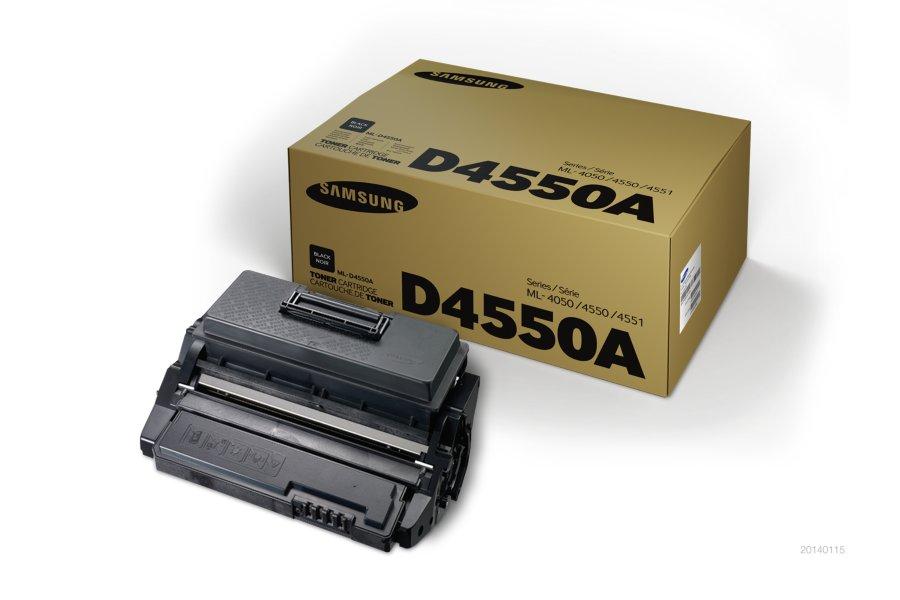 Samsung ML-D4550A ตลับหมึกโทนเนอร์ สีดำ ของแท้ Black Original Toner Cartridge (SU682A)