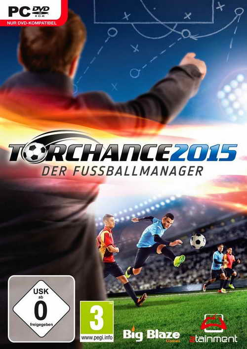 Club Manager 2015 ( 1 DVD )