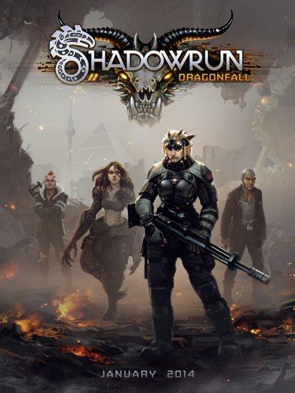 Shadowrun Dragonfall ( 1 DVD )