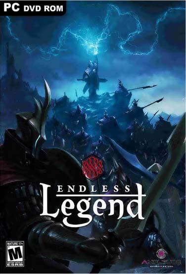 Endless Legend ( 1 DVD )