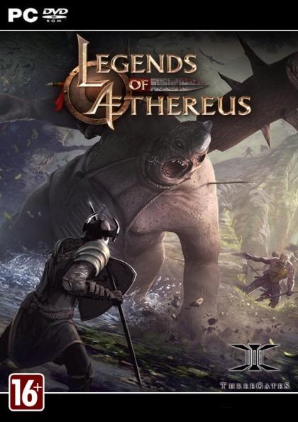 Legends of Aethereus ( 1 DVD )