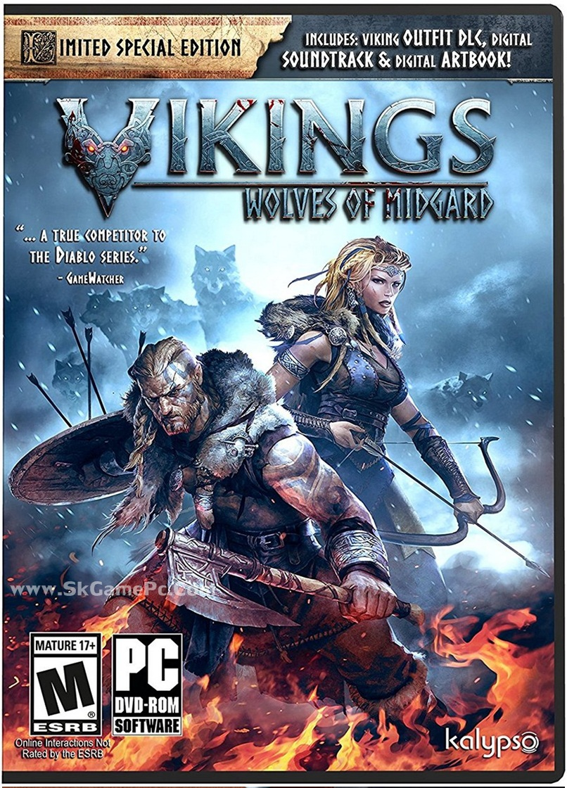Vikings Wolves of Midgard ( 1 DVD )