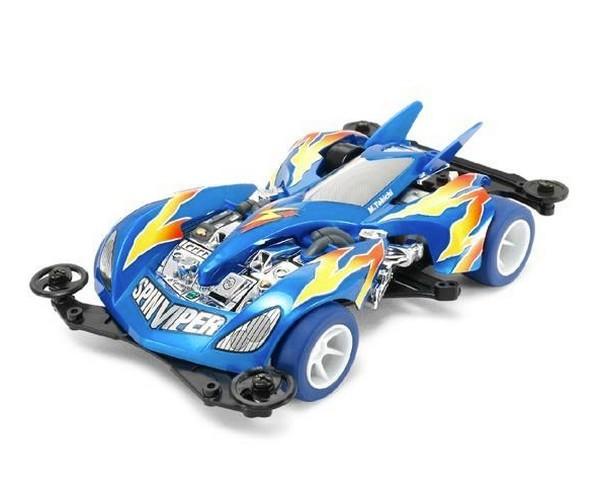Spin-Viper Pearl Blue SP (VS)
