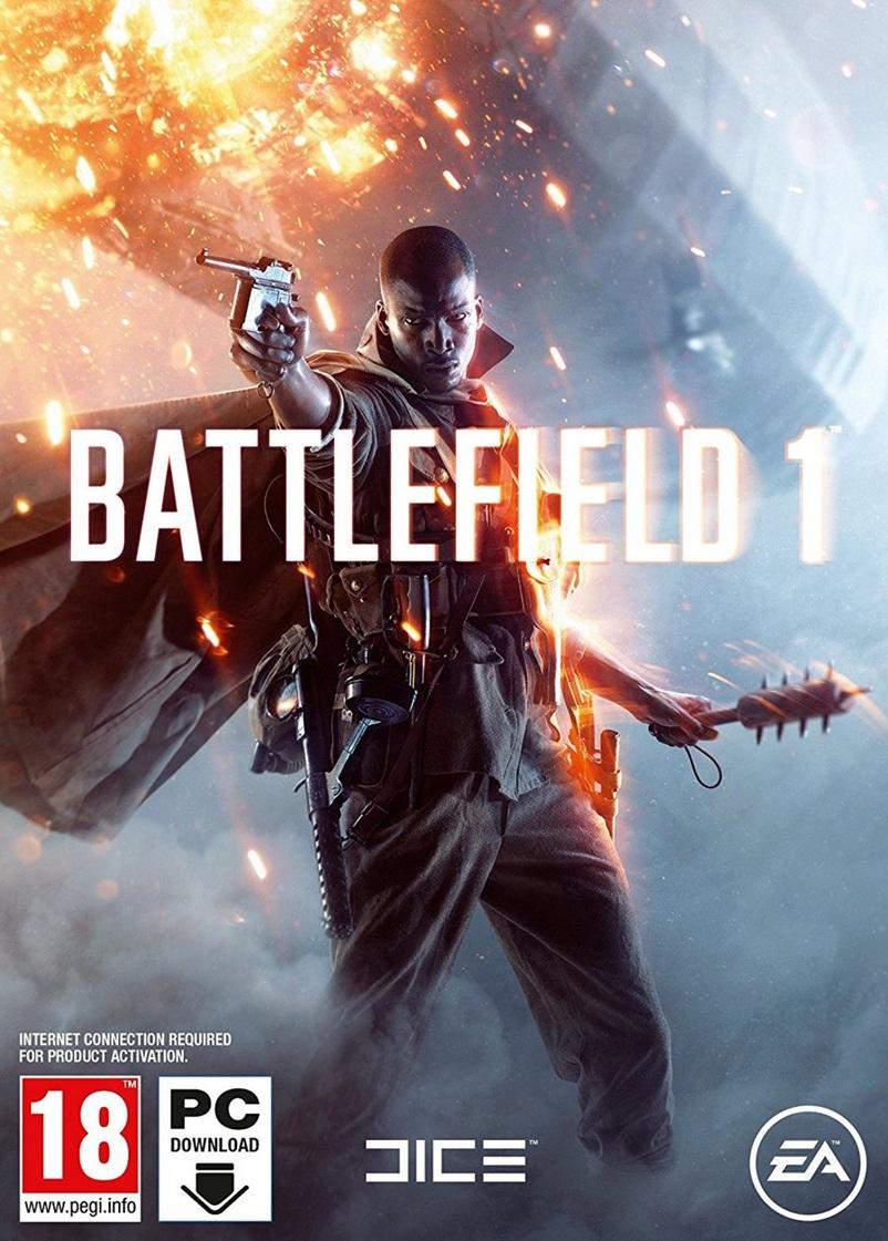 Battlefield 1 ( 10 DVD )