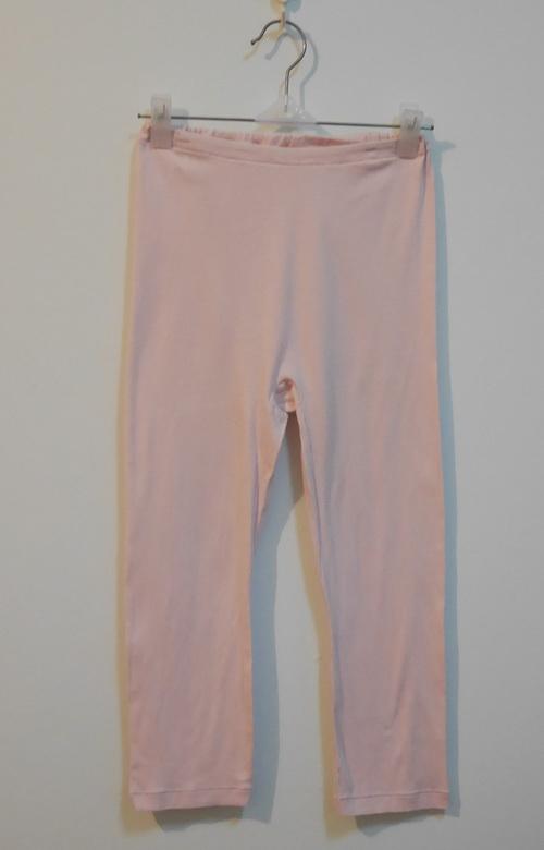 jp3688 กางเกงซับในขายาว ผ้ายืดสีเนื้อ รอบเอว 28 นิ้ว