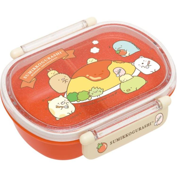 กล่องข้าว Sumikko Gurashi สีแดง