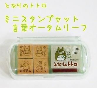 ชุดตรายาง My Neighbor Totoro 3