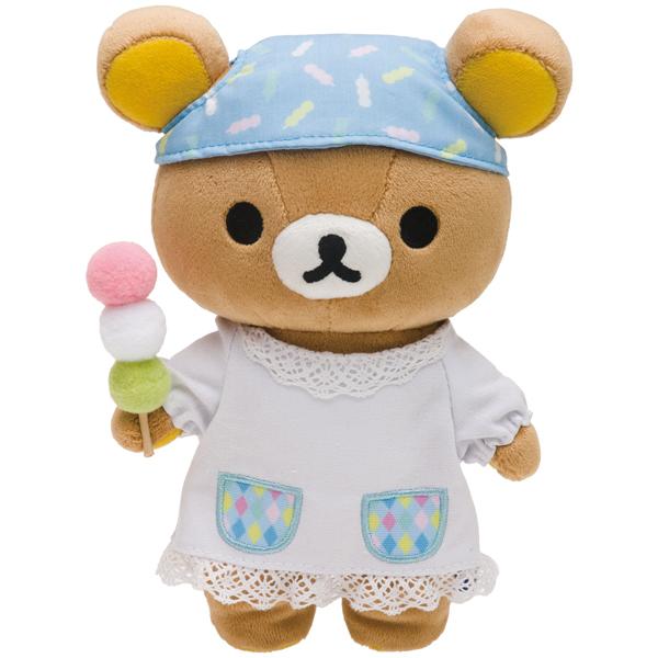 ตุ๊กตา Rilakkuma ดังโงะ